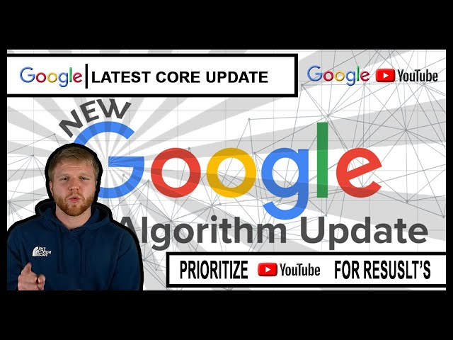 Google's Latest Core Update is Prioritizing YouTube Videos For Results -Marketing on YouTube